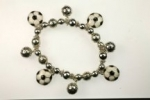 Soccer bracelet<br>1 dozen for