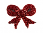 Beaded Ribbon Applique<br>1 Dozen For