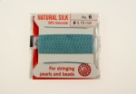 Silk Beading Cord<br> # 6<br>Ten 2 Meter meter Packs For