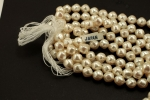 Baroque Style Pearls<br>9mm<br>5 Strands For