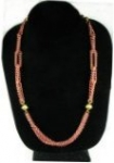 Multi strand Necklaces<br>58 inch lengths<br>1 dozen for