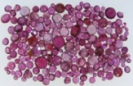 Genuine Ruby Assortment<br>10 carats  for