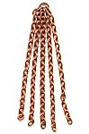 Tassel<br>3 Inches long<br>5 strands<br>1 gross for