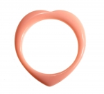Heart - Shaped Bangle bracelets<br>Quanity Discount Available<br>1 dozen for