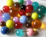 Vintage Lucite button mixture<br>1 pounds for