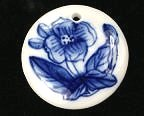 Porcelain Pendant<br>1 Dozen For