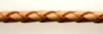 Leather cord<br>8mm<br>3 Yards For