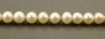 Freshwater Pearls<br>16 inch / 5.5 ~ 6.0mm beads<br>1 Strand For