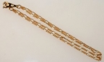 1/20 12KT Gold Filled Bracelet<br>7 3/8&quot;<br>1 For