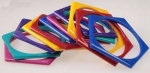Plastic Bangle Bracelet Assortment<br>2 Dozen For