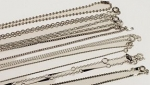 Necklace Assortment<br>16&quot; Neck Chains<br>6 Dozen For
