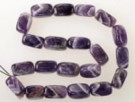 Amethyst Beads<br>16 Inch Strand<br>1 Strand For