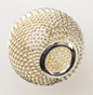 Mesh Bead<br>18mm x 14mm<br>1 Dozen For