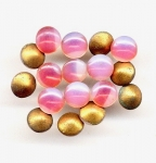 Chaton 40ss (8.5mm) Pink Sabrina<br>2 gross for