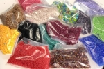 Seed Bead Sample pack<br>1 Pound For
