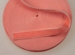 Velvet Ribbon<br>1/2 Inch Wide - Peach<br>10 Yards. For