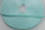 Velvet Ribbon<br>1/4 Inch Wide - Aqua<br>10 yards for