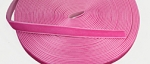 Velvet Ribbon<br>3/8 Inch Wide - Dark Pink<br>10 Yards For