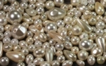Pearl Bead Mix<br>3 Pounds For