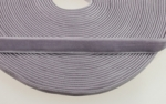 Velvet Ribbon<br>3/8 Inch Wide Grey<br>10 Yards For