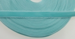 Velvet Ribbon<br>3/8 Inch Wide Aqua<br>10 Yards For