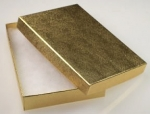 Gold Jewelry Boxes<br>1 Dozen For