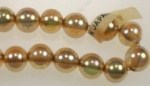 10mm Vintage Glass Beads<br>1 Pound For