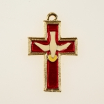 Cross With Dove<br>1 Dozen For