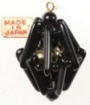 Glass Cage Pendants<br>16 Pieces For