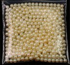 No Hole Pearl<br>3mm<br>500 Pieces For