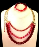 Necklace And Bracelet set<br> 1 For