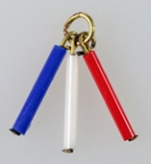 Tassel<br>Glass bugle beads<br>1 gross For