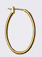 Hoop Earring<br>1 Dozen Pair For