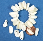 Mother Pearl Drops<br>20 Pieces For