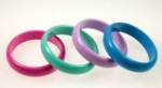 Lucite Bangle Bracelet<br>1 Dozen For