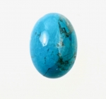 Genuine Howlite (dyed) Turquoise color<br>18 x13mm<br>24 Pieces For