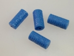 Plastic Tube Beads<br>19mm x 8mm<br>1 Pound for