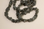 Plastic Chip Beads<br>38 Inch Strand<br>9 Strands For