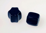 Plastic Bead <br>Navy Blue<br>20mm<br>1 Pound For