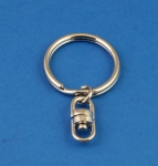 Split Ring Key Holders<br>Quanity Pricing Available<br>28mm<br>50 For