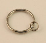 Split Ring Key Holders<br>Quanity Pricing Available<br>27mm<br>50 For