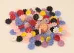 Multi Color Plastic Assortment<br>12mm<br>500 Pieces For