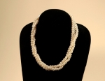 Imitation Pearl Necklaces<br>16 Inches<br>1 Dozen For
