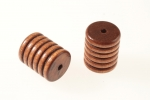 Wood Beads<br>20 x 16mm<br>1 Gross For