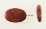 Wood Bead<br>31 x 20mm<br>50 Pieces For
