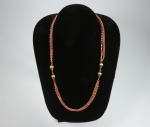 Multi Strand Necklace<br>54 Inches Long<br>1 Dozen For
