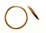Brass Hoop<br>34mm<br>100 For