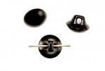 Glass button<br>10mm<br>1 Gross For