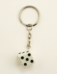 Dice Key Chain<br>1 Dozen For