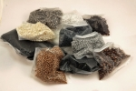 Seed Bead Sample Pack<br>Neutral Colors<br>1 Pound For